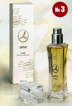 Lambre №3 (Lady Million от Paco Rabanne)