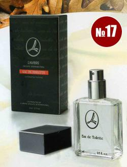 №17 The One For Men ( Dolce & Gabbana )