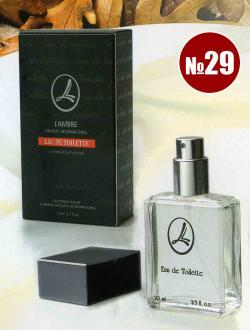 №29 L' homme ( Yves Saint Laurent )