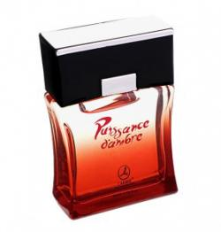 Парфюмированная вода для мужчин PUISSANCE D'AMBRE eau de parfum / 50 мл/ Lambre