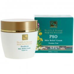 Psoderm Skin Relief Cream - Крем от псориаза / 250 мл / HEALTH & BEAUTY