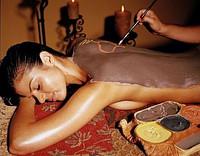 """Программа """"Миндально-Шоколадная"""". Избавление от целлюлита, растяжек (стрий), лимфодренажный эффект, отток жидкости, подтяжка кожи"""