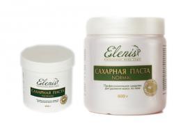 Caхарная  паста  NORMAL / 450 г / Elenis