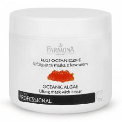 Farmona Ocean Algae Альгинатна маска с эффектом лифтинга с икрой для зрелой кожи / 190 гр / Фармона