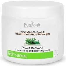 Farmona Ocean Algae Нормализующе-балансирующая маска для жирной и смешанной кожи / 190 гр / Фармона