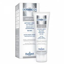 Farmona Dermacos Anti-Spot Ночной крем для лица против пигментации / 50 мл / Фармона