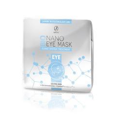 Бионаноцеллюлозная маска для кожи вокруг глаз с активатором содержащим HALOXYL™ и EYELISS™ Lambre