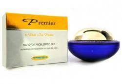Маска для проблемной кожи (акне) / 150 мл / Premier