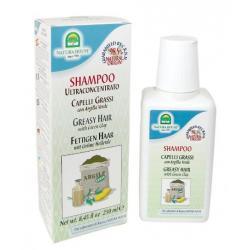 Шампунь с зеленой глиной (для жирной кожи головы) / 250 мл / Natura House