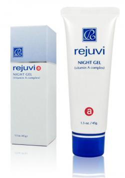 Гель для лица ночной с ретинолом ( Night Gel ) / 45 мл / Rejuvi