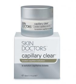 Многофункциональный крем для лица от поврежденных капилляров / 50 мл / SKIN DOCTORS Capillary Clear