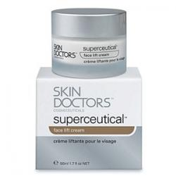 Крем лифтинг для подтяжки кожи лица Superfacelift / 50 мл / Skin Doctors