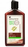 Шампунь для нормальных и сухих волос с маслом Жожоба и Оливок / 400 мл / Sea of Spa