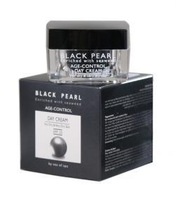 """Жемчужный дневной крем против признаков старения для сухой кожи (Age Control)/50 мл/ серия """"BLACK PEARL"""""""