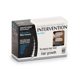 Красота изнутри. Специальный витаминный комплекс для мужчин Интервеншн Англия ( Intervention )