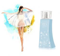 """Утонченная парфюмированная вода """" Elise """" от Lambre, 75 мл"""