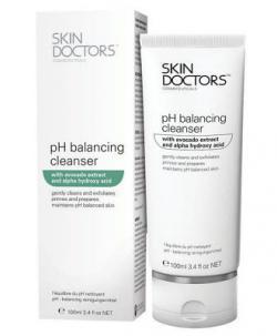 Очищающее средство для лица pH Balancing Cleanser / 100 мл / Skin Doctors Скин Докторс