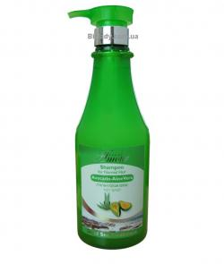 Шампунь для нормальных волос с экстрактом Авокадо и Алоэ Вера / 750 мл / Shemen Amour