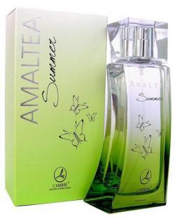 Парфюмированная вода Amaltea Summer / 75 ml / Lambre