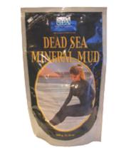 Натуральная минеральная грязь Мертвого моря/SEA OF SPA/600г