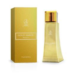 "Парфюмированная вода "" Gold Amber woman "" от Lambre, 75 мл"