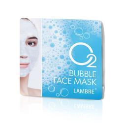 Lambre O2 Bubble Face Mask Маска для лица пузырьковая с кислородным действием