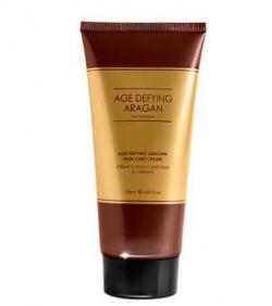 Восстанавливающий крем для волос с маслом арганы / 120 мл / Premier