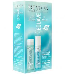 Подарочный набор для ухода за сухими и поврежденными волосами Equave Hydro Nutritive Instant Beauty Love Box Revlon Professional