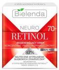NEURO RETINOL BIELENDA Восстанавливающий крем-концентрат против морщин 70+ полужирный день/ночь 50мл